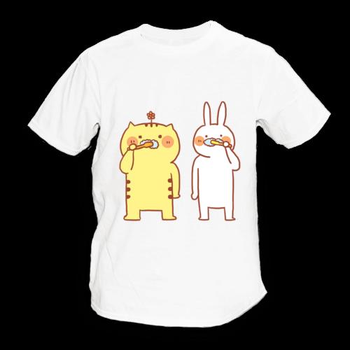 fatfat_and_rabbit-brush-teeth-w