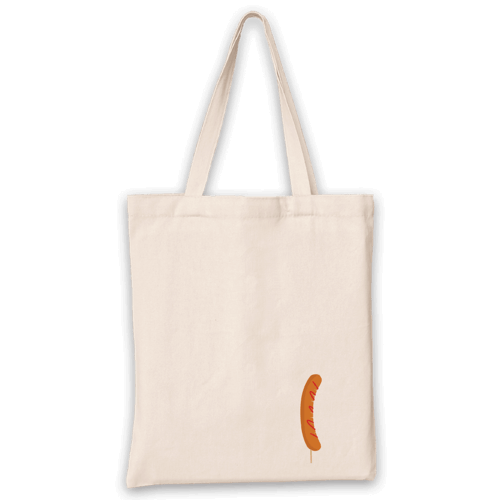 hongkie-graphics-cervelet-sausage-bag