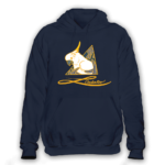 camellia-parrot-5-hoodie-navy